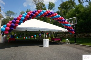 Balloon Decor - Balloon Arch