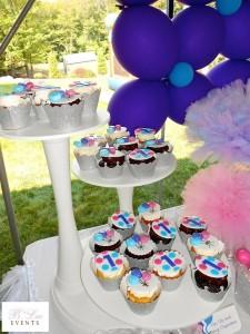 Dessert Table - Cupcakes