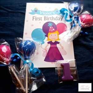 Kids Party Favor - Balloon Theme