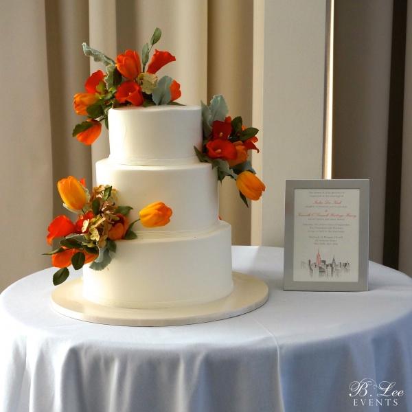 NYC Wedding - Autumn Theme