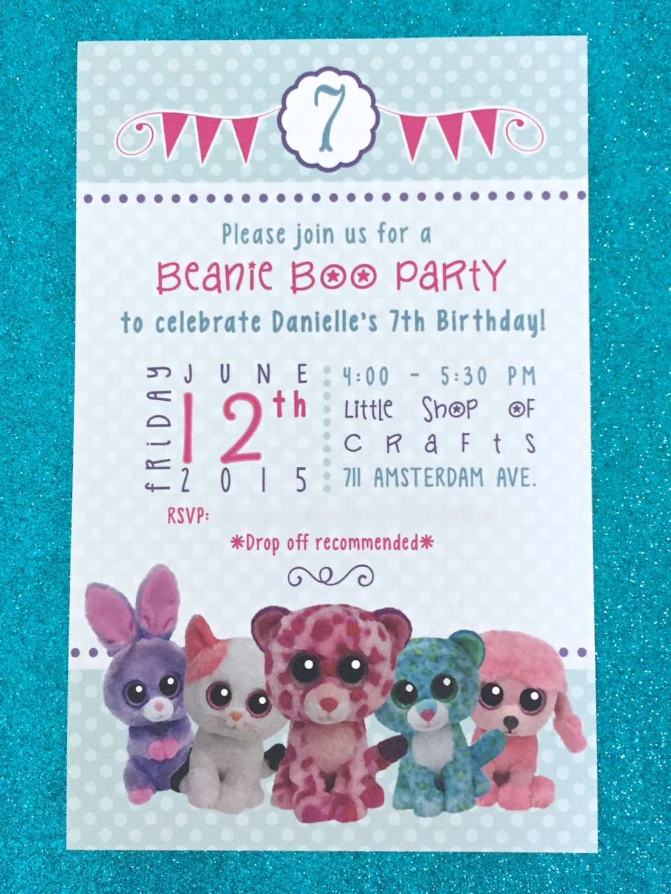 Beanie Boo Bonanza B Lee Events