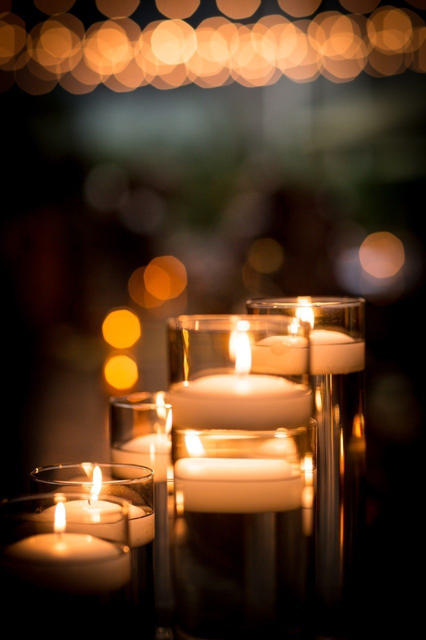 Floating Candle Decor