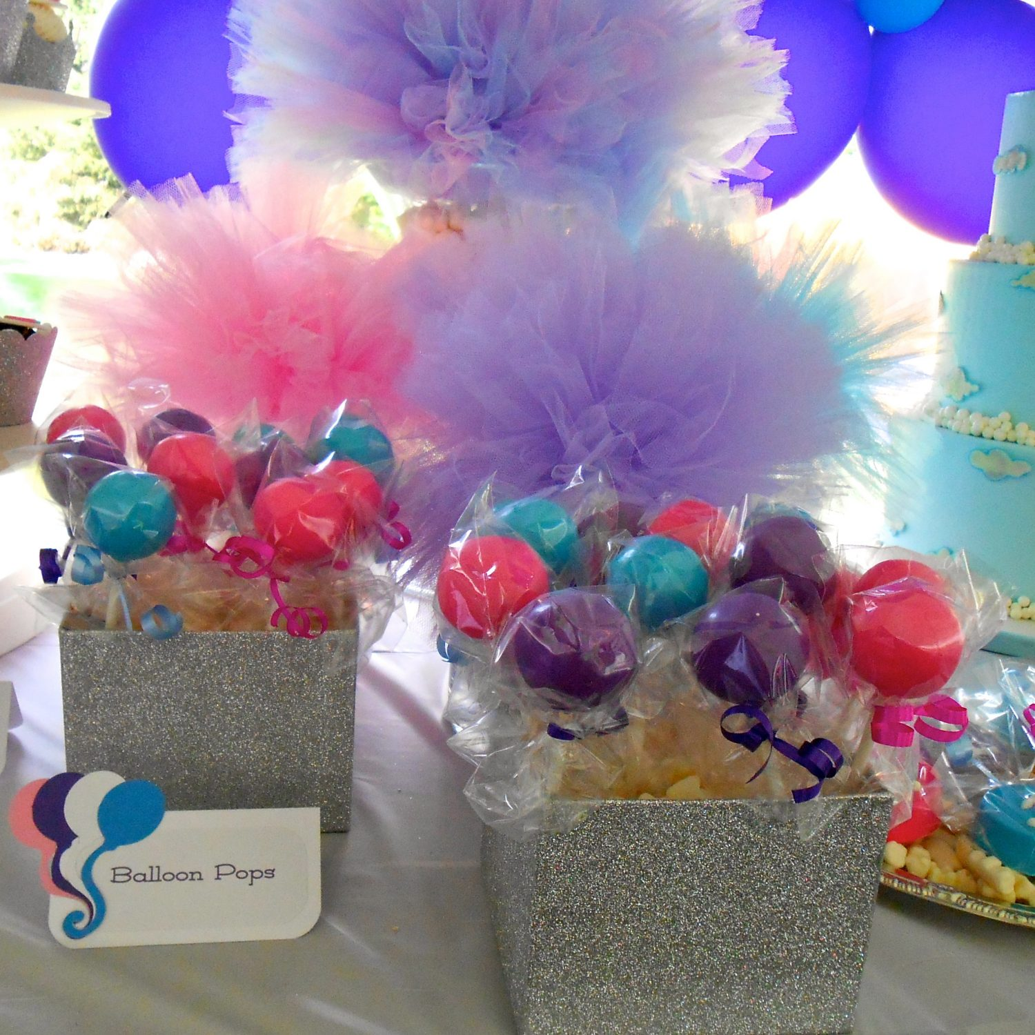 Birthday Dessert Table Design