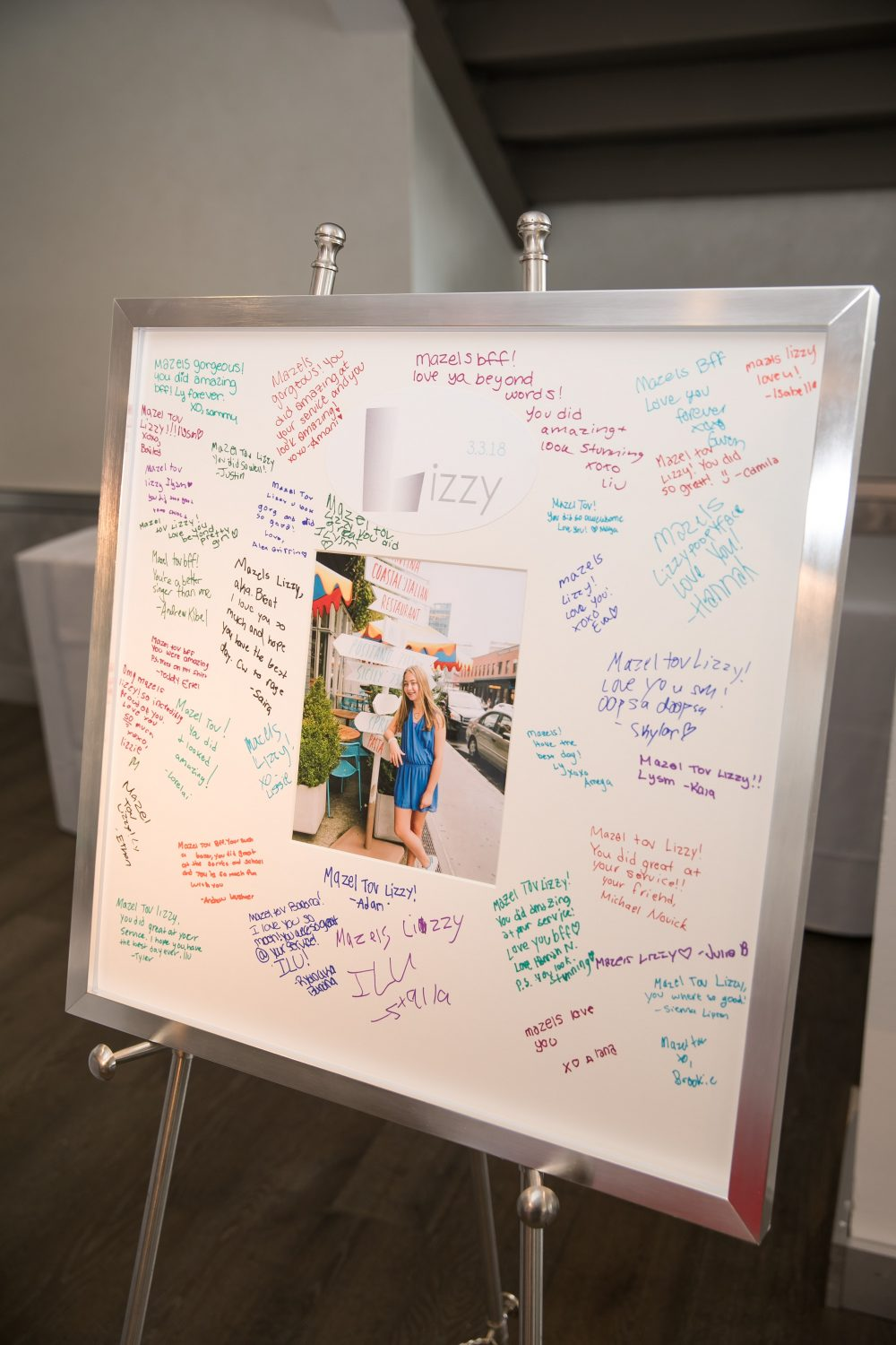 Guest Book Party Ideas