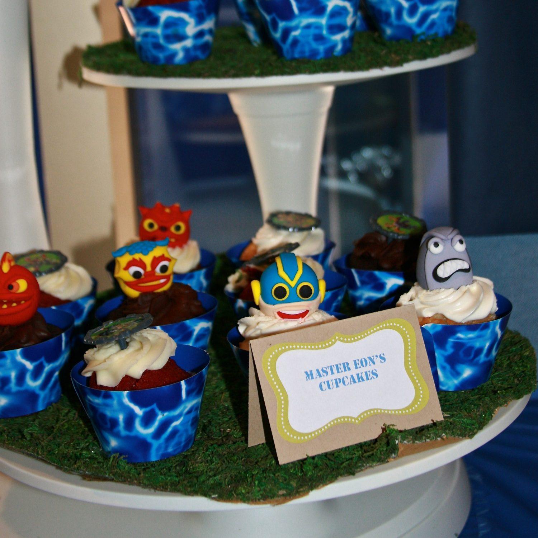 KidsParty_Skylander_Cupcakes_16