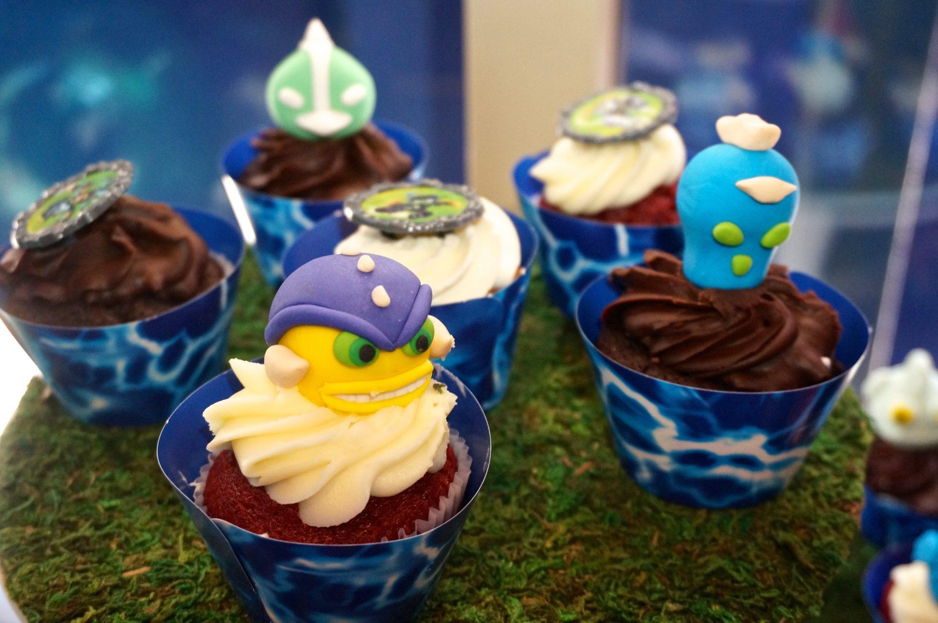 KidsParty_Skylander_Cupcakes_5