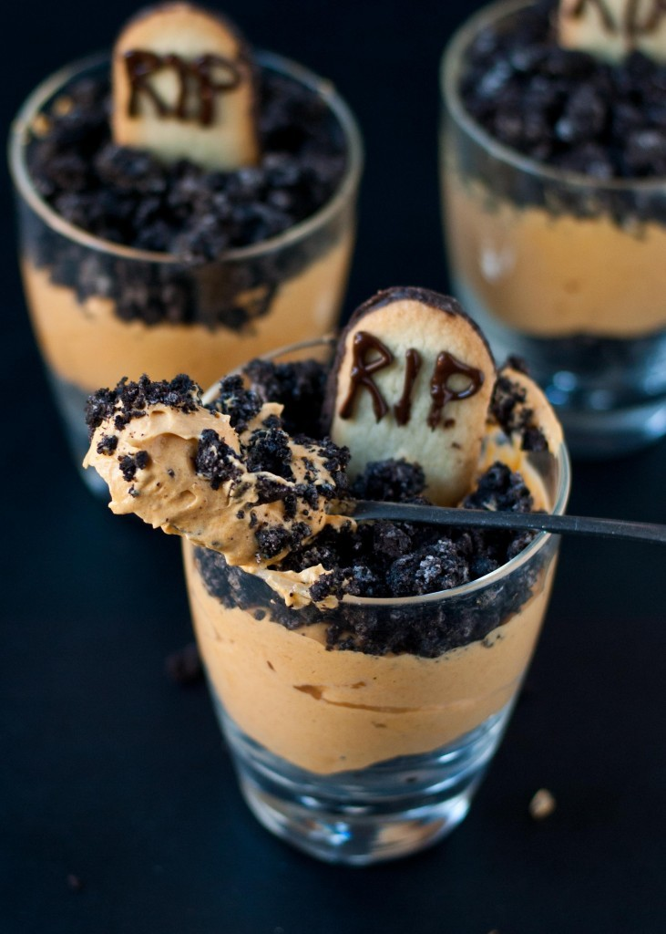 Spooky and sweet treats b lee events for Halloween desserts recipes with pictures