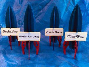 Rocketship Food Labels