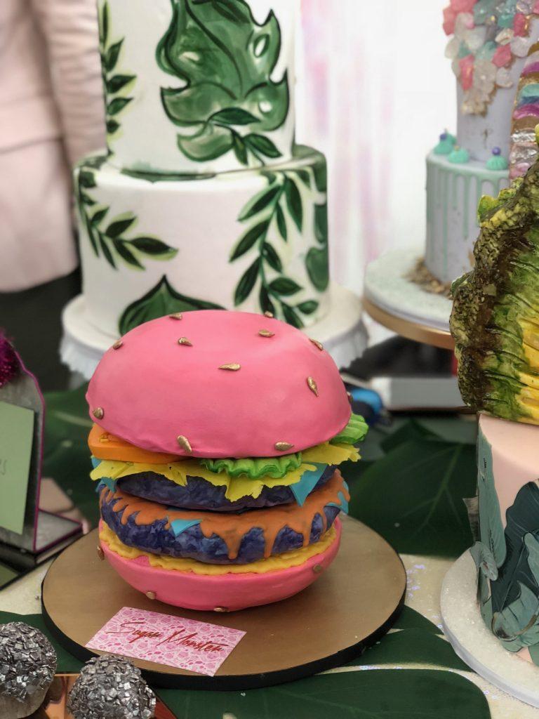 Sugar Monster Cake NYC