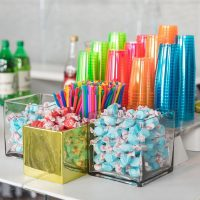 Multi-Colored Party Cups & Supplies