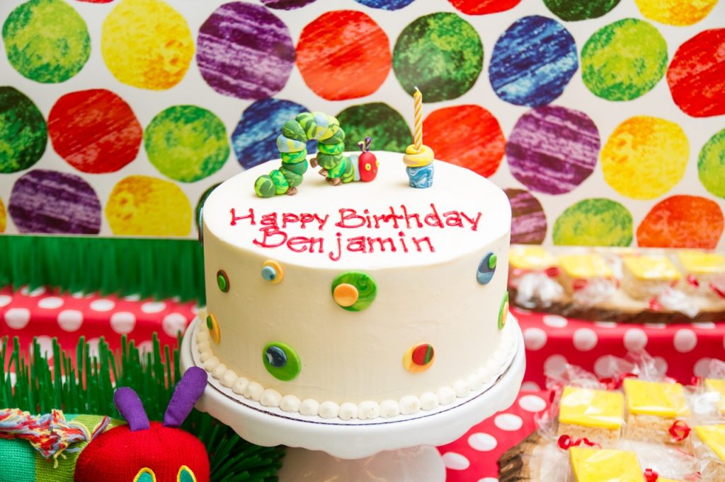 Children's Birthday Party Cake