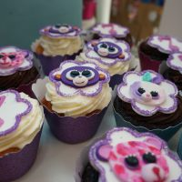 Children's Birthday Party Cupcakes